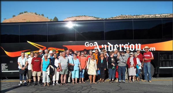 Bus Tour Photo